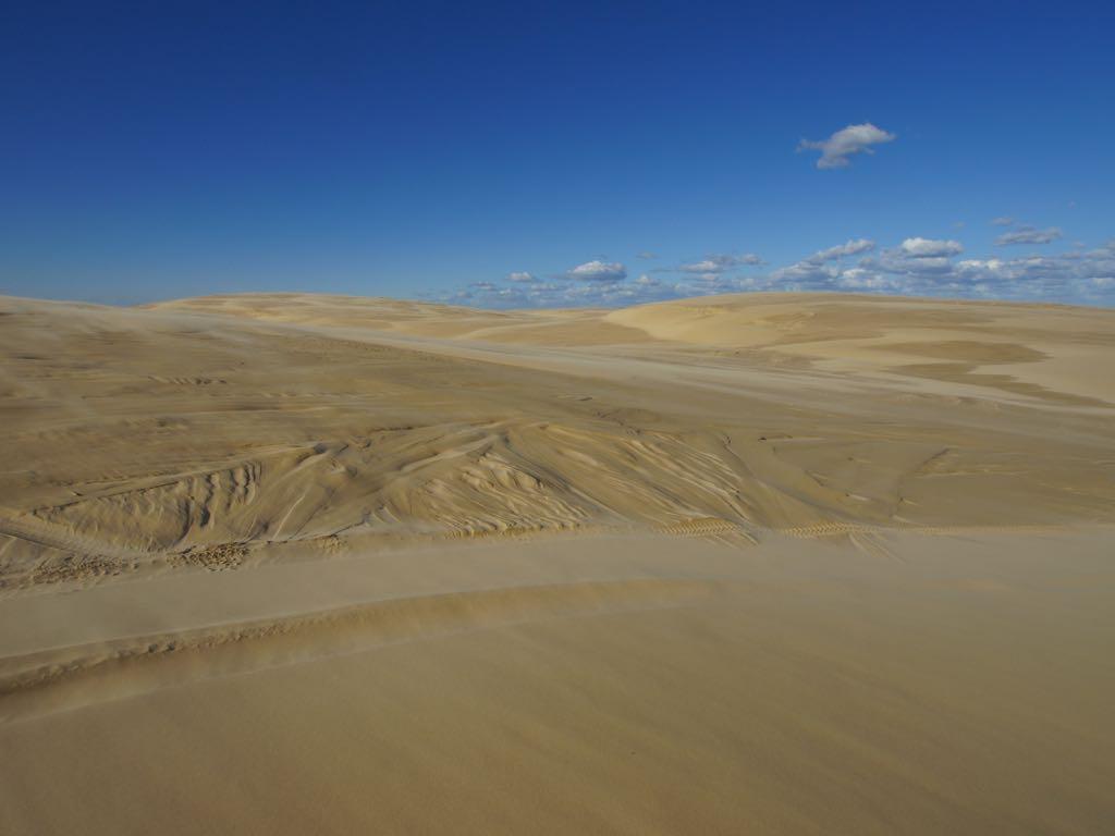 Sydney Sand Dune TVC Shoot Location オーストラリア ロケ地 撮影 コーディネーター