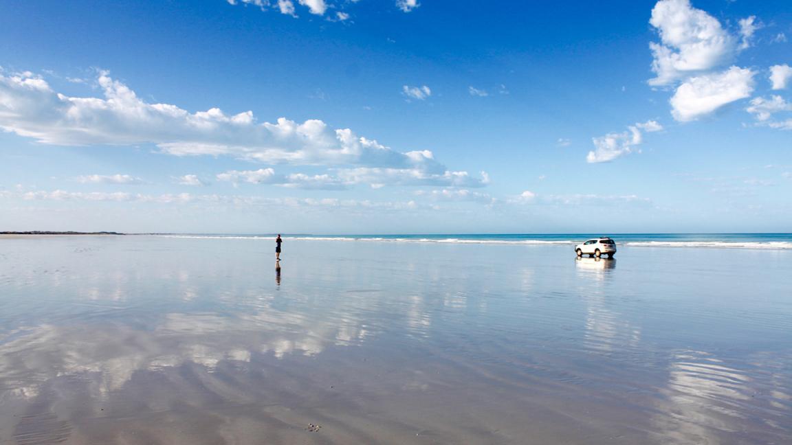 Broome TVC Shoot Location オーストラリア ブルーム ロケ地 撮影
